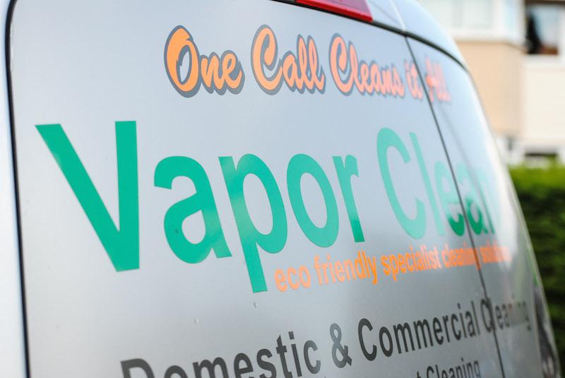 Vapor Clean Vans
